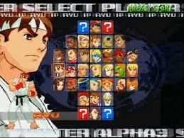 street fighter alpha 3 ntsc u iso psx isos emuparadise