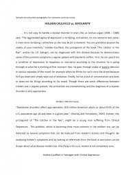 cover letter example of an introduction of an essay template of an  cover letter self introduction essay for college example durdgereport web sample of written self essays examples