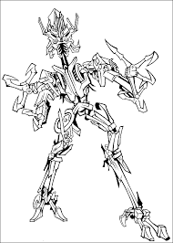 Small Picture Transformers Coloring Pages Free Printable Coloring Pages Cool