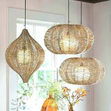 hanging lamp with plug plug in hanging light lighting organic lamps i woven wicker intended for