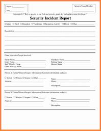 030 Generic Incident Report Template 715f14956a6c 1