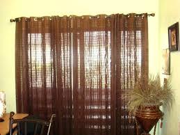 sliding door curtain ideas shutters for sliding glass