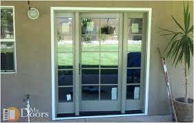 single patio doors. Modren Doors Charming Single Patio Door French With Screen   Marvelous  On Single Patio Doors