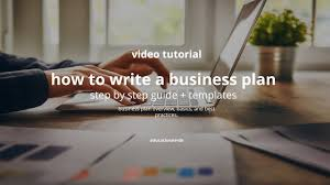 The Different Types of Business Plans   Bplans YouTube