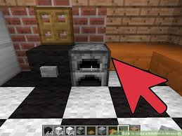 how to make a kitchen in minecraft. Simple Kitchen Image Titled Make A Kitchen In Minecraft Step 11 For How To A In E