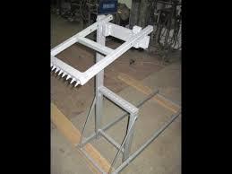 Козлик ,стойка для пилки <b>дров</b>. Sawe Horse - YouTube