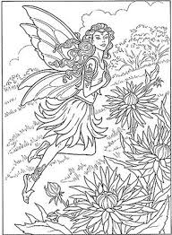 Coloring Pages Difficult Coloringheets Fairy Talesdifficult