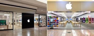 There are many points to be learnt from Apple store designs