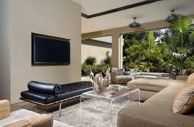 black daybed for modern living room and beige sectional sectional with chaise l beige sectional living room