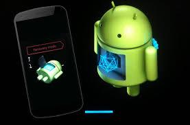 Jak obnovit zařízení s Androidem do továrního nastavení?