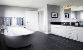 Best Bathroom Dark Floor Room Design Plan Marvelous Decorating At Bathroom  Dark Floor House Decorating