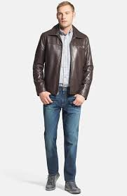cole haan lambskin leather jacket only