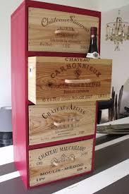 """Résultat de recherche d'images pour """"deco avec caisse a vin pinterest"""""""