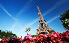 Eiffel Tower Paris France Wallpaper ...