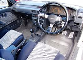 Toyota Corolla FX-GT 3DR HATCH 1.6 5SP MAN 1986 Dashboard | The ...