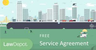 Service Agreement Service Agreement Form Free Service Contract Template US LawDepot 23