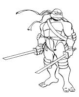 Mega Veel Kleurplaten 8 Teenage Mutant Ninja Turtles Kleurplaten