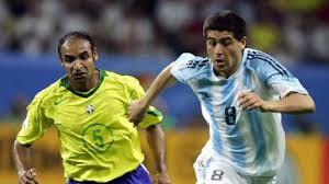 Brasilien vs argentinien copa america. Copa America Triumphe Im Clasico Schmecken Am Allerbesten Fussball Faz