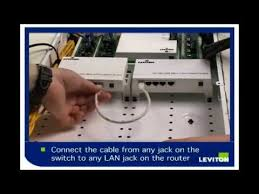 how to install a switch and router how to install a switch and router leviton