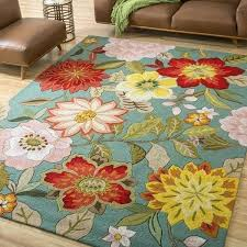 orange accent rugs blue hand hooked fantasy accent rug x 2 orange accent area rugs