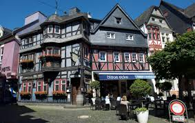 Hotel Hotel Blaue Ecke Koblenz Germany Sembo