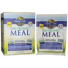 garden of liferaw organic meal shake meal replacement vanilla