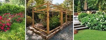 build a low maintenance garden