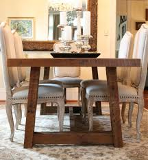 custom made the pecky dining table farmhouse style table made reclaimed new orleans homes