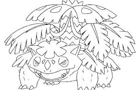 Pokemon Coloring Pages X And Y Mega Evolution Nlchamberinfo