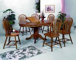 1052 farmhouse oval dark oak dining set amazing dark oak dining