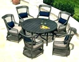 round rattan outdoor table round patio table and chairs round outdoor patio dining sets round patio