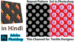 Repeats In Textile Designing How To Create A Repeat Pattern In Photoshop