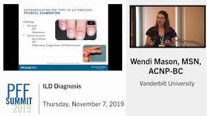 ILD Diagnosis | Wendi Mason, MSN, ACNP-BC - YouTube
