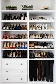 outside shoe storage solutions decorating ideas stunning closets 40 shoe organizing tips and tricks closet