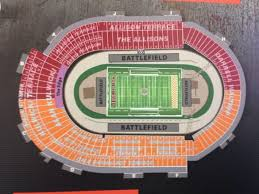 Bristol Motor Speedway Seating Chart Battle At Bristol Seating Chart Has Been Released Secrant Com