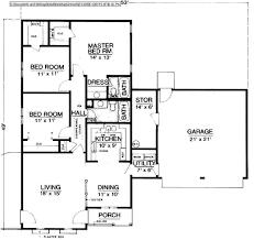 1 bed house plans 3 bedroom house plans 1200 sq ft indian style