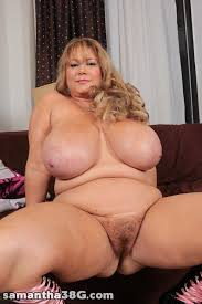 Mature plump big tits