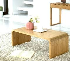 coffee table with seating ottoman underneath brilliant