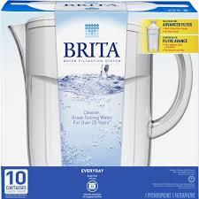brita water filter pitcher. Brita Water Filtration Pitcher \u0026 Dispenser, Kesehatan Kecantikan, Kulit, Sabun Tubuh Di Carousell Filter P