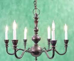 Lighting for dollhouses Unusual Chandelier Black Dhgate Chandeliers Ceiling Lights Miniatures Hand Crafted