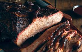 search recipes go 0 this peppery brisket from louie mueller barbecue a 2006 america s clic s winner may be made in the oven but trust us it s just