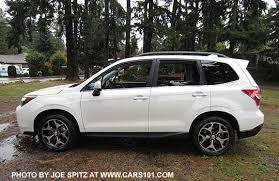 subaru forester 2016 white. Interesting 2016 2016 White Subaru Forester 20XT Premium Throughout White O