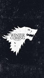 wallpaper game of thrones winter is ing 34 iphone6 plus wallpaper 1242x2208