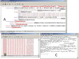 Viewing Xml File Emacs Displays Chinese Character If I Open Xml File Stack