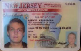 License Drivers Nj ; minds brain This tostring