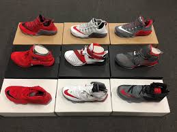 all lebron shoes list. lebron james hooked up the osu buckeyes with exclusives all lebron shoes list x
