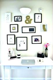office wall decorating ideas. Diy Office Decor Cool Space Images Innovative Wall Photo 3 Decorating Ideas