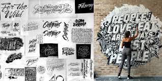 Small Picture A QA with Gemma OBrien The Queen of Handlettering