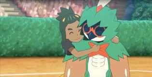 Hau Pokemon Anime / #not art 👊🥺 #rival hau. - anonimamentemivida