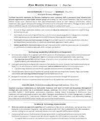 Resume Objective For Manager Project Management Resume Objective ...